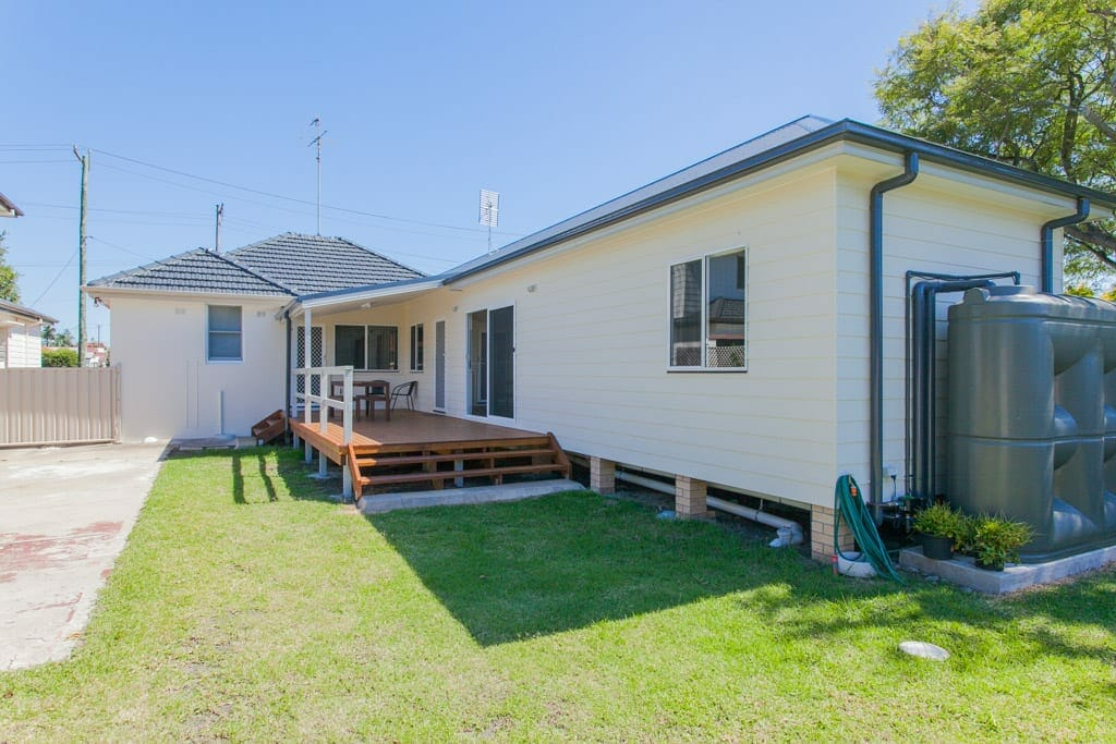 Attached Granny Flats Create Space And Privacy Backyard