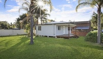 Lake Macquarie granny flat
