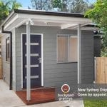 Sydney granny flat display home