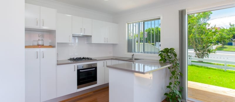 Newcastle granny flat display home