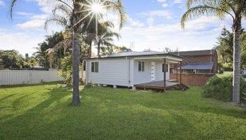 Lake Macquarie granny flat